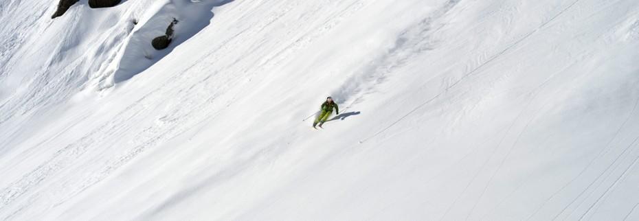 Ski freeride autour de chamonix-1
