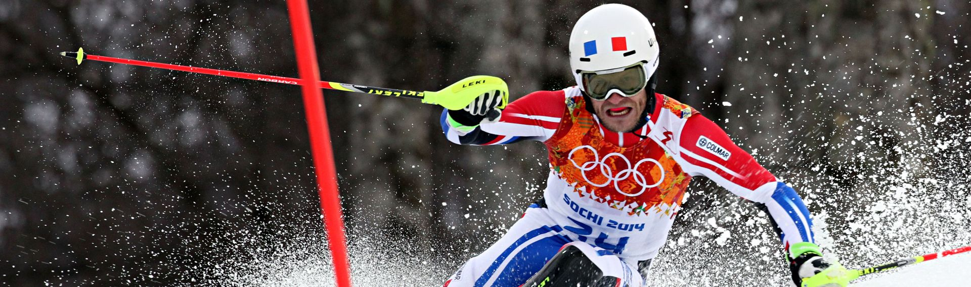 Julien Lizeroux, skieur pro, ambassadeur Kazaden