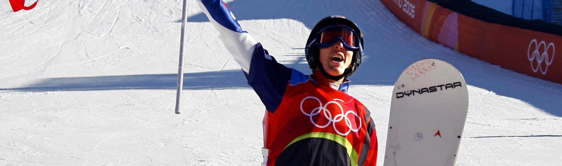 Paul-Henri de Le Rue, Snowboarder, ambassadeur Kazaden