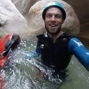Arnaud canyon de Riolan