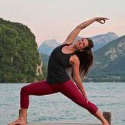 Charlotte Sigwalt Randonnée Yoga