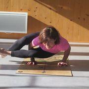 karine-s-Professeur de Yoga