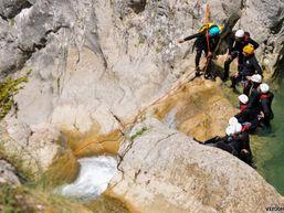 nicolas-c-Moniteur Canyoning et Escalade-4