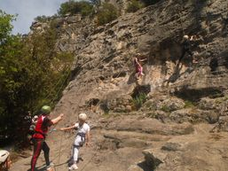 aron-s-Moniteur Canyoning et Escalade-4