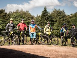 Stage VTT en Bike Park