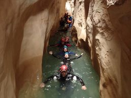 olivier-m-Moniteur Canyoning et Escalade-5