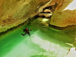 olivier-m-Moniteur Canyoning et Escalade-3
