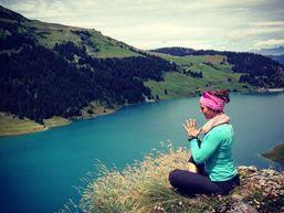 Yoga et Randonnée Charlotte Sigwalt