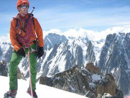 De l'alpinisme dans le massif du Mt Blanc