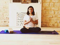 Chloé professeure de Yoga