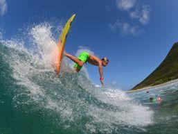Surfez les meilleurs spots de St Martin