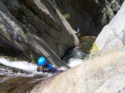Sorties en canyon adaptées à tous les niveaux
