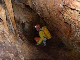 belle grotte dans le Gard