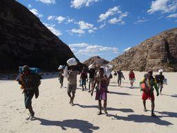 Trek et randonnée dans le makay
