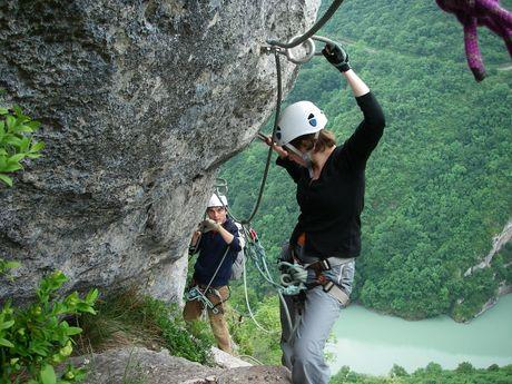 pierre-c-Moniteur Canyoning et Escalade-6