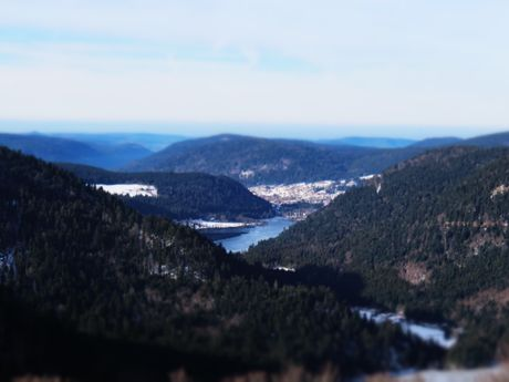 Vallées des lacs Vosges