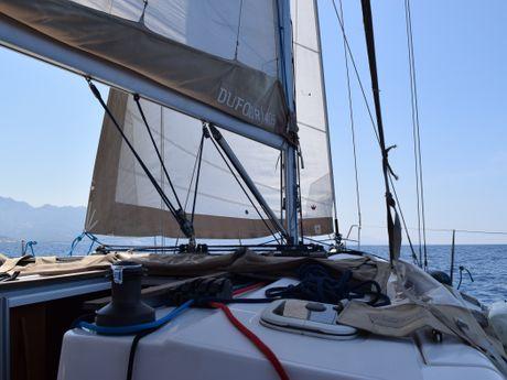 Navigation en Corse