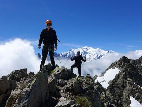 Entrainement et préparation Mont Blanc
