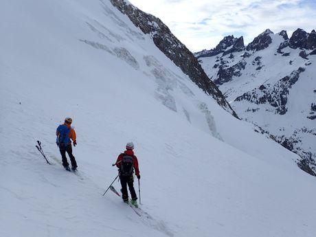 Ski Alpinisme dans les Ecrins
