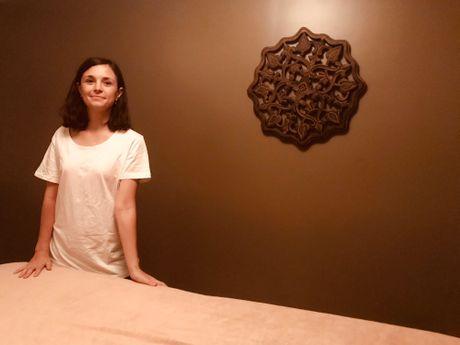 Sarah, thérapeute en Ayurveda