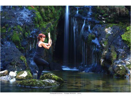 yoga en nature