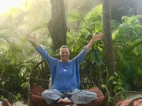 brigitte-b-Professeur de Yoga