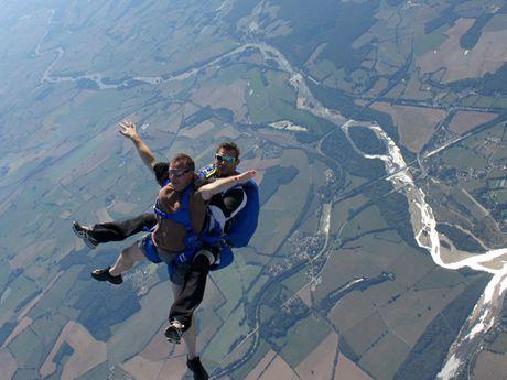 École de parachutisme -2