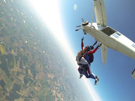 parachutisme merville