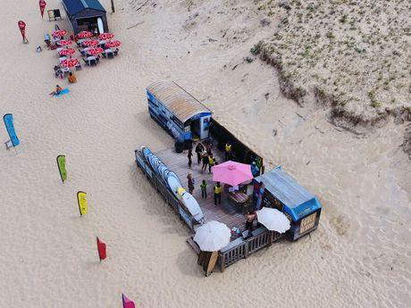 L'école au pied de la dune