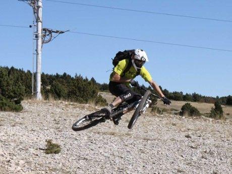 bike park enduro Mont  ventoux