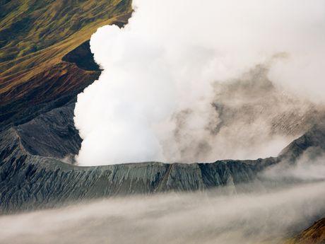 Volcan Bromo vu du sommet du Mt Penanjakan