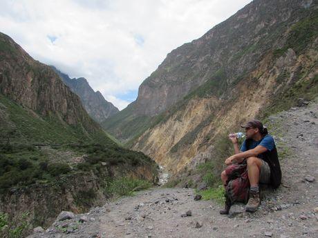 Trek de 3 jours dans le canyon de Colca
