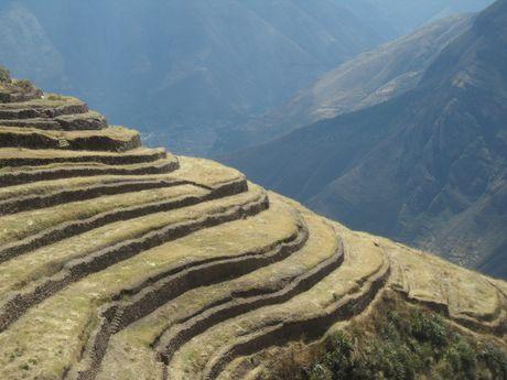 Au coeur du monde Inca