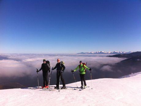 Traversée en ski des tatras