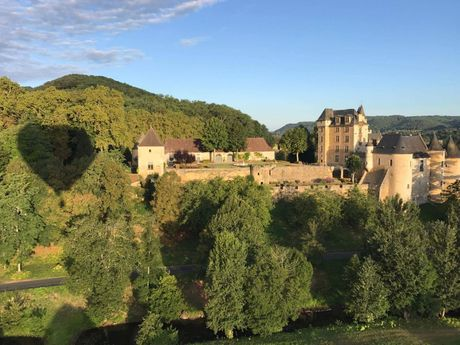 chateau de Feyrac