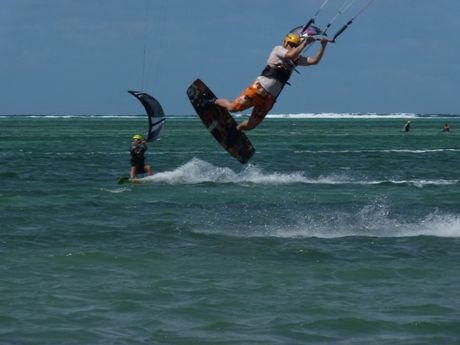 École de kitesurf -1