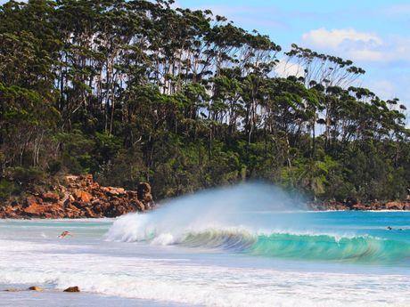 Surf-Camp a Bendalong