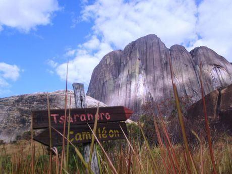 Le paradis des grimpeurs 800m verticale