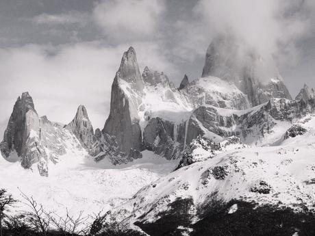 Fitz Roy - Parque Los Glaciares