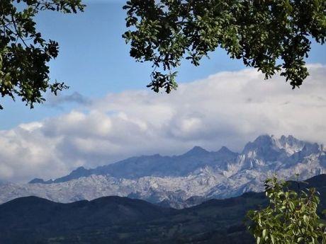 Vu sur Picos de Europa