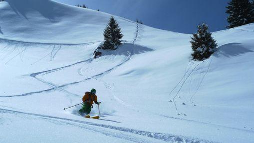 La Clusaz Hors piste Week End-3