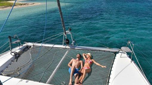 Tour des Îles de la Guadeloupe en catamaran -13
