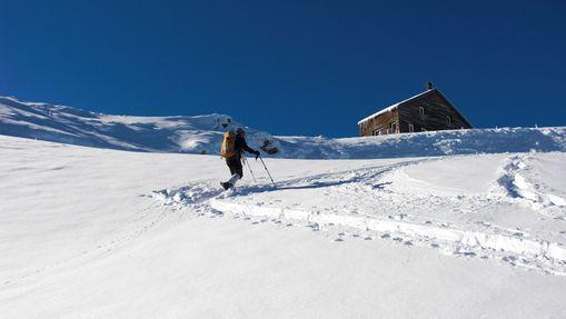 Raquettes au sommet dans la Vallée de Luchon-8