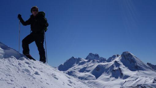 Ski de randonnée au coeur du massif du Queyras-5