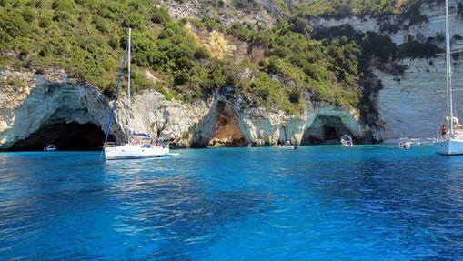 Croisière dans les Îles Ioniennes depuis Corfou-12