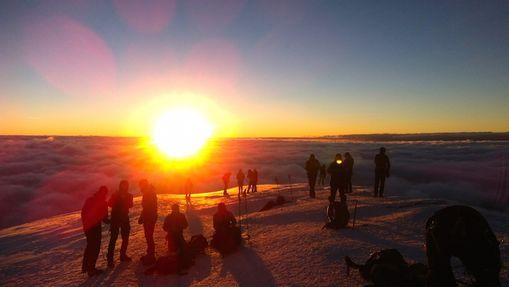Stage ascension du Mont-Blanc - longue durée