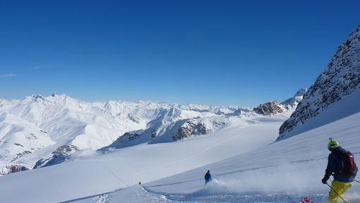 Ski hors piste aux 2 Alpes / La Grave-6