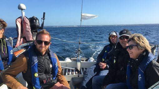 Croisière entre les Îles de Bretagne Sud