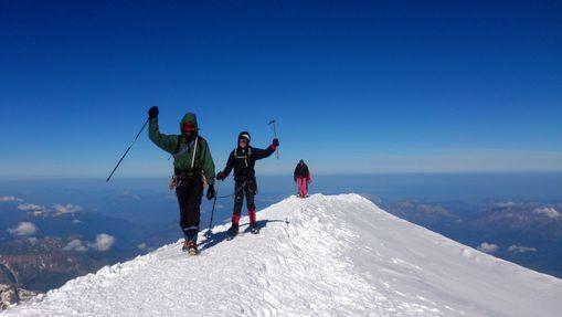 Ascension du Mont Blanc-9