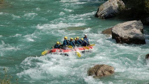 Découverte du rafting dans les Gorges du Verdon-4